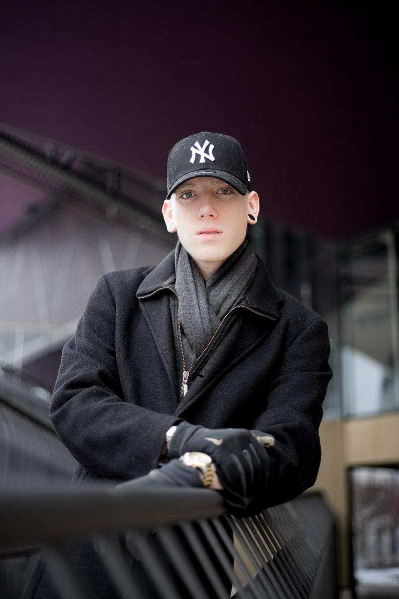 MY STYLE All Black, Blog In my Hood, Blogger Graz, Fashionblog